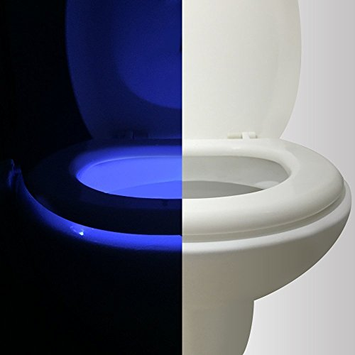 Motion Activated Toilet Night light , Vintar Body Auto