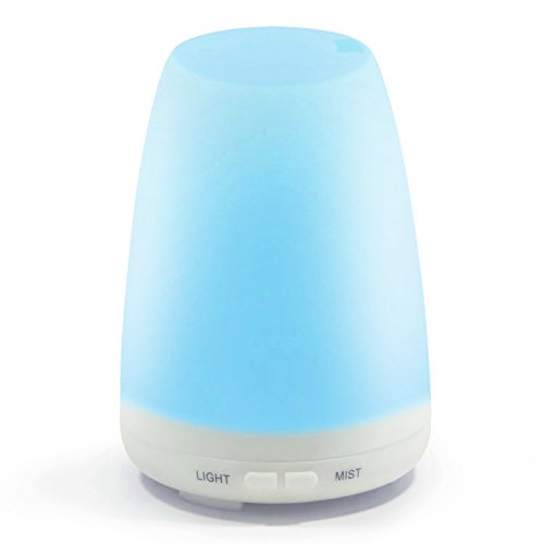 Vafee Essential Oil Diffuser - Portable Air Humidifier