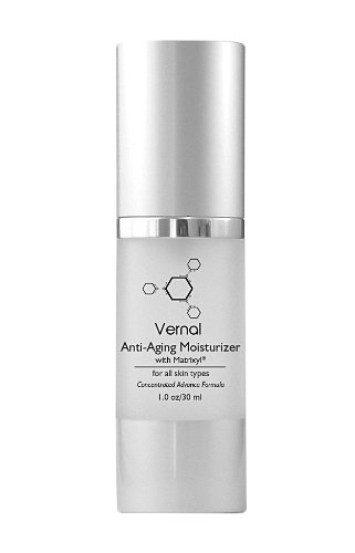 Vernal Anti-Aging Moisturizer Cream with Vitamin C and Glycerine