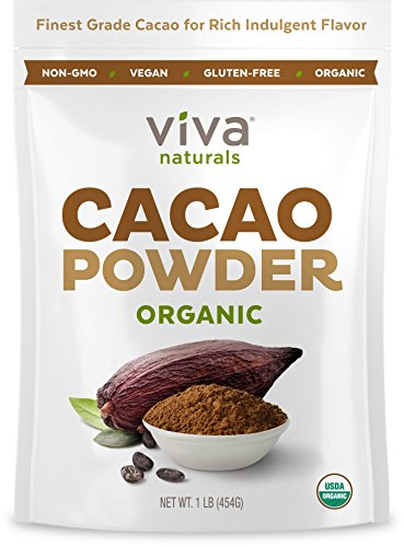 Viva Naturals - The BEST Tasting Certified Organic Cacao