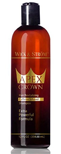 Premium Anti Hair Loss Shampoo -Wick  Ström- NO