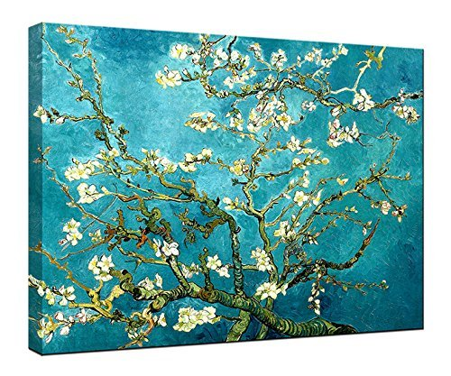 Wieco Art Giclee Canvas Print for Van Gogh Paintings