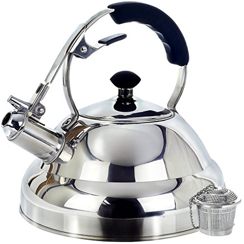 Tea Kettle - Surgical Whistling Stove Top Kettle Teapot