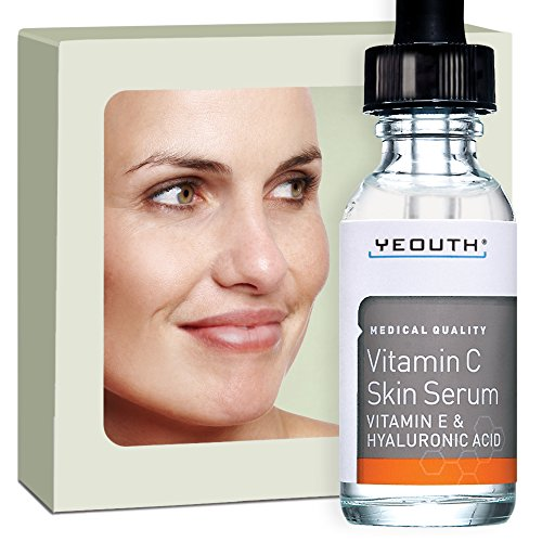 Anti Aging Vitamin C Serum For Day with Vitamin