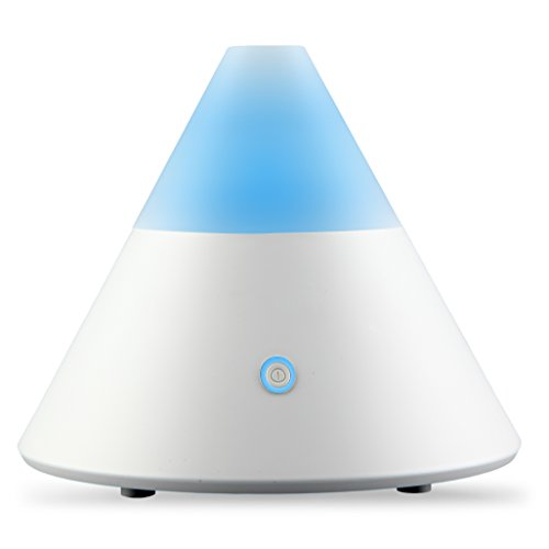 ZAQ Noor Essential Oil Diffuser LiteMist Ultrasonic Aromatherapy With
