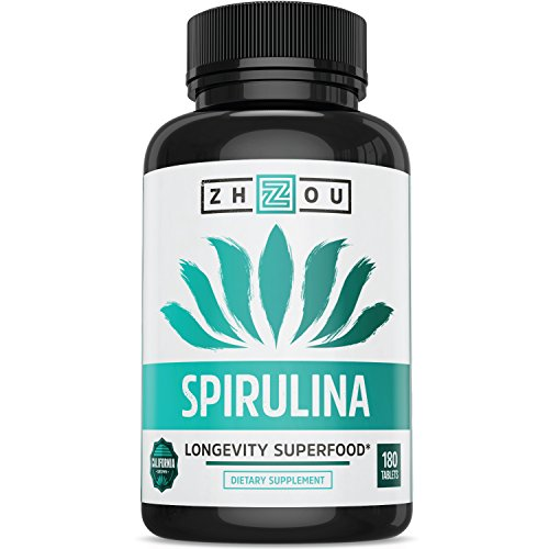 Non-GMO Spirulina Tablets, Highest Quality Spirulina on Earth, Sustainably