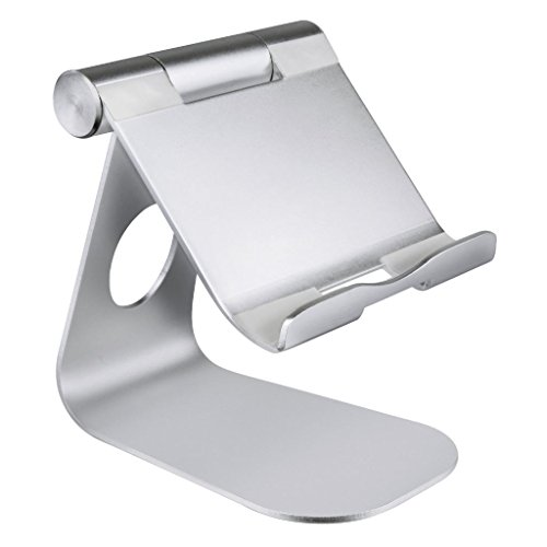 Ecandy Multi-Angle Durable Aluminum Holder Stand with 270° Rotating