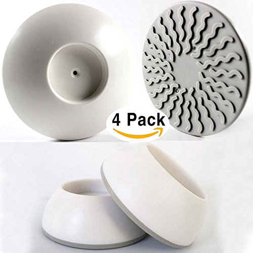 4 Pack Wall Cups for Baby Gates, Wall Protection