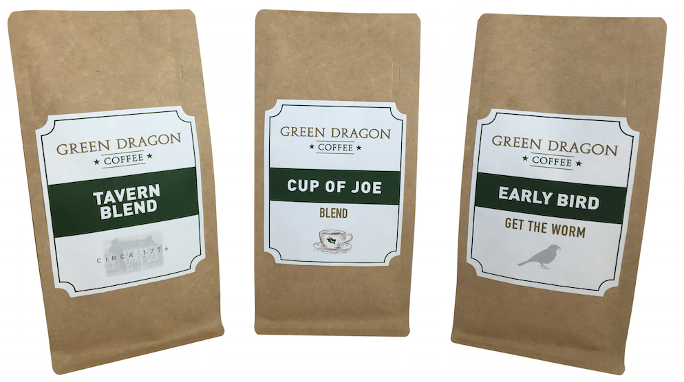 FREE coffee samples from Green Dragon | FreebieFresh