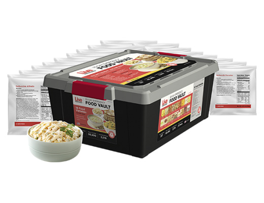 Get A Free Emergency Food Samples from Live Prepared!