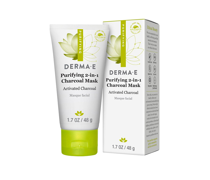 Get A Free Derma E Purifying 2-in-1 Charcoal Mask!
