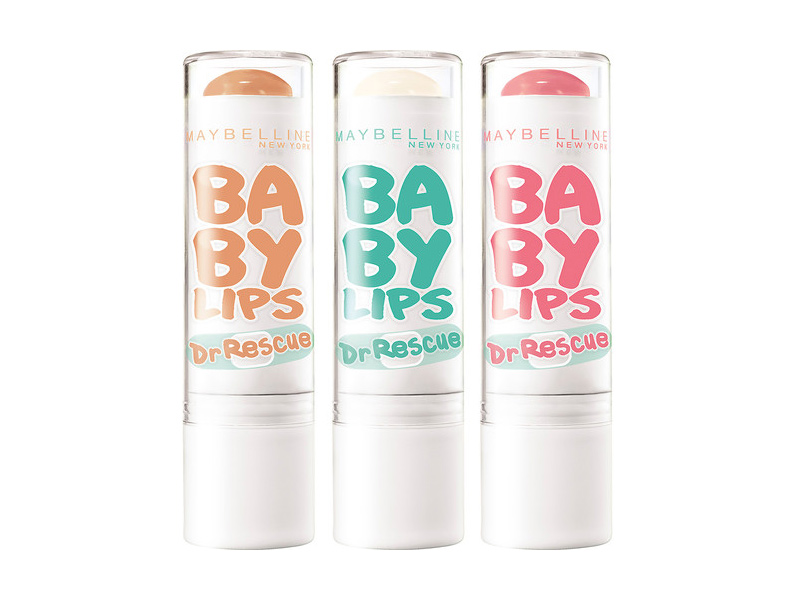 Get A Free Baby Lips Lip Balm From Maybelline!