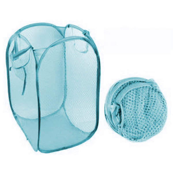 Get A FREE Meshed Pop Up Collapsible Laundry Basket!