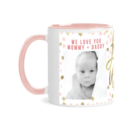 Get A Free 12 oz Latte Spoon Mug!