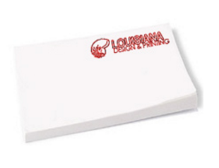 Get A Free Adhesive Notepad!