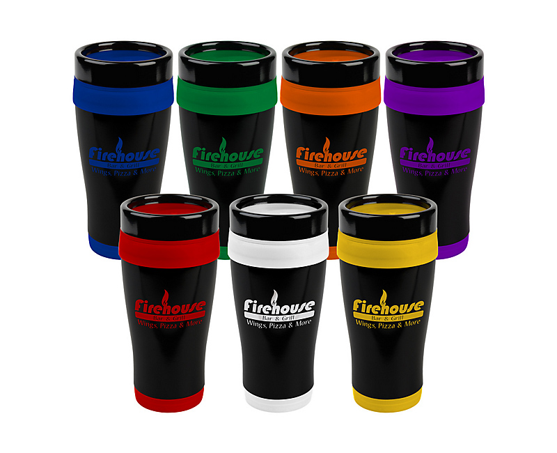 Get A Free 16oz Journey Travel Tumbler!
