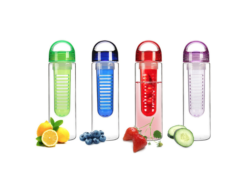 Get A Free Tritan Infuser Water Bottle!