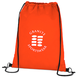 Get A Free Drawstring Sportpack!