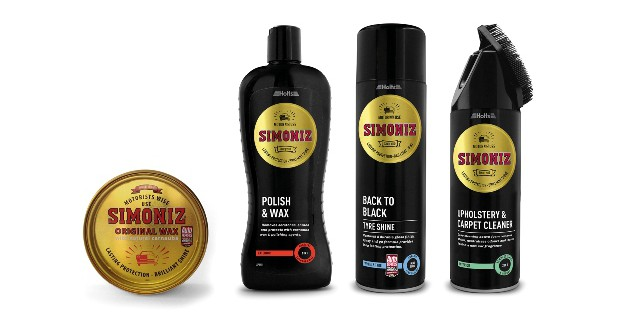 Get Free Simoniz Car Cleaning Samples!