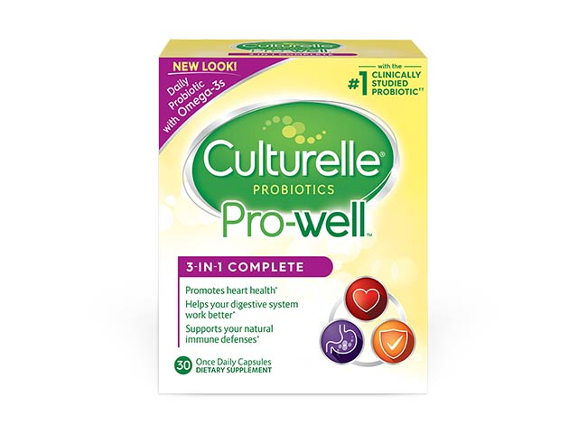 Get A Free Culturelle Pro-Well 3-in-1 Complete!