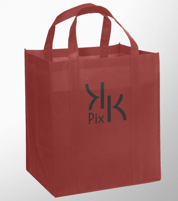 Get A FREE Plastic Shopping Tote Bag!