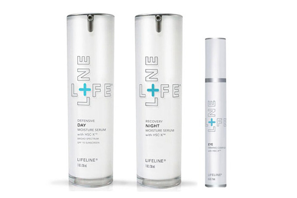 Get a FREE Sample of Lifeline Stem Cell Skin Care!