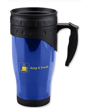 Get A Free Travel Coffee Mug!