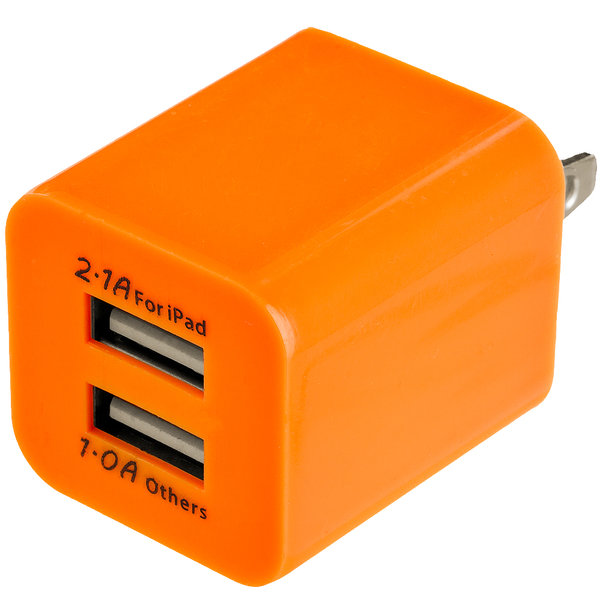 Get A Free Dual USB Wall Travel Charger!