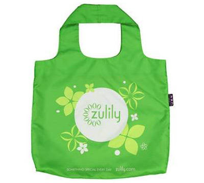Get A Free Reusable Bag From Zulily!