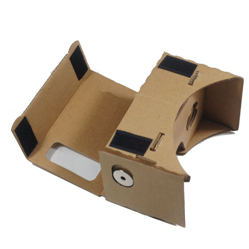 Get A Free Cardboard VR Viewer from Today Show!