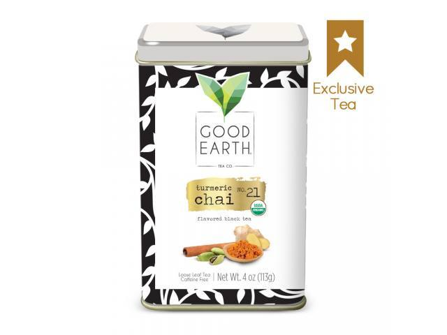 Get A Free Good Earth Tea Sample!
