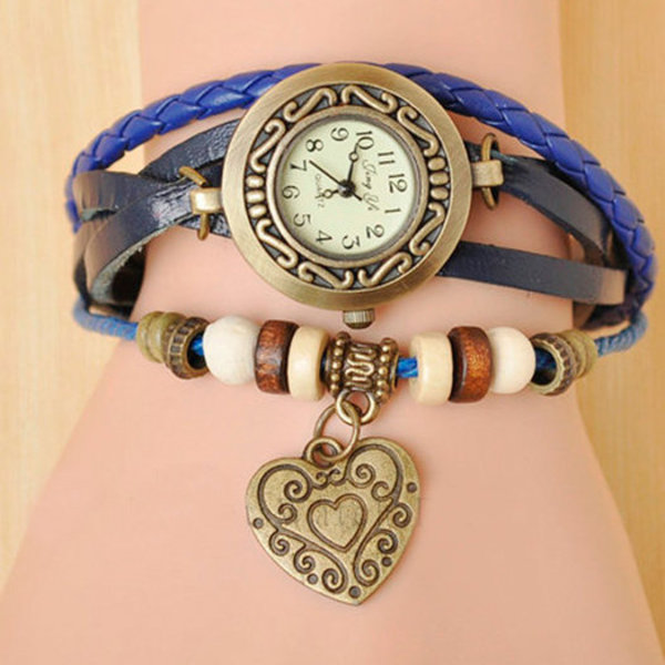 Get A FREE Women's Boho-Chic Vintage-Inspired Fashion Watch!