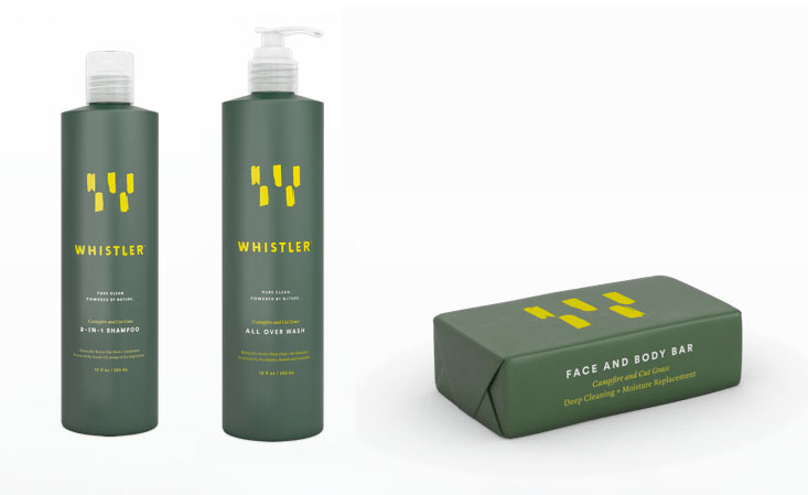 Get A FREE Whistler Travel-Size Toiletries Kit!