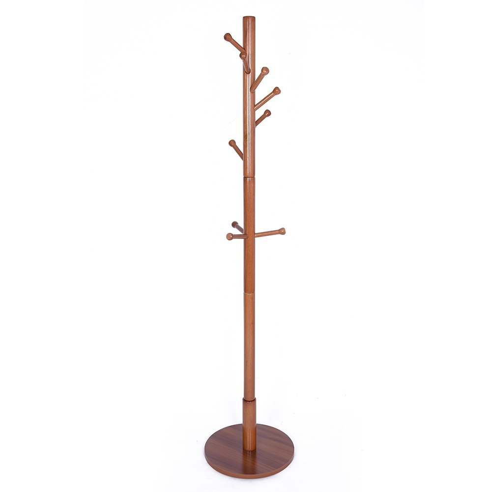 Get A Free Wooden Coat Rack Stand (Amazon)!