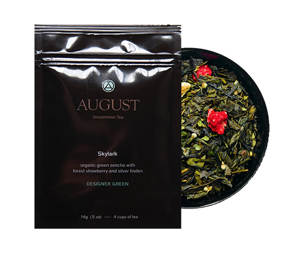 Get A Free August Uncommon Tea Sample!