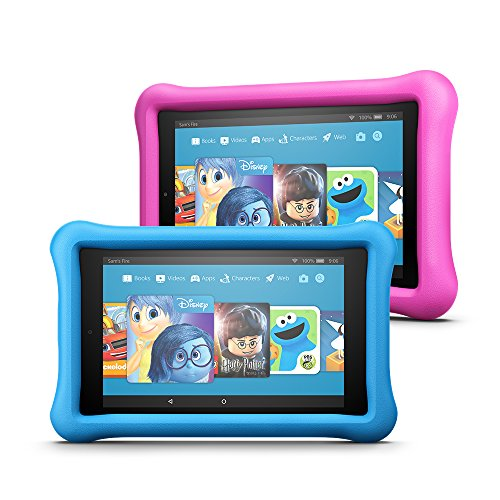 All-New Fire 7 Kids Edition Tablet Variety Pack, 16GB