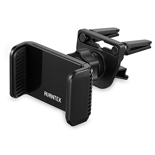 AVANTEK Universal Cell Phone Air Vent Car Mount Holder