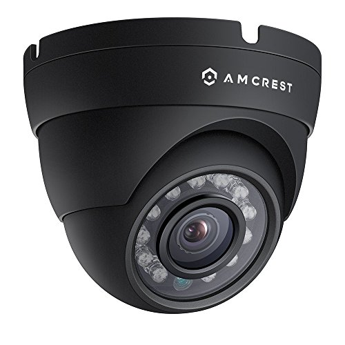 Amcrest ProHD Outdoor 1080P POE Dome IP Security Camera