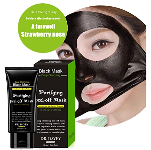 Essy Beauty Active Charcoal Blackhead Remover Mask With Deep