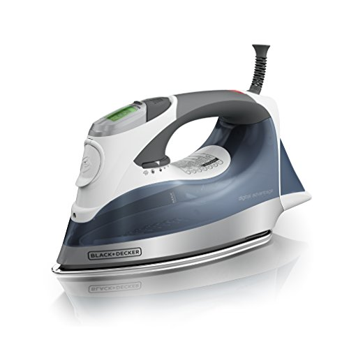 BLACK+DECKER D2530 Digital Advantage Professional Steam Iron