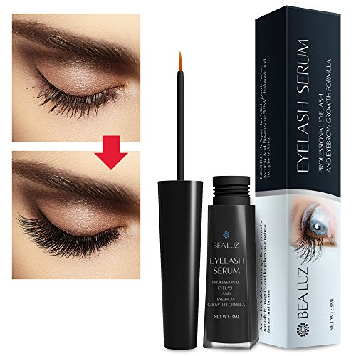 Bea luz Advanced Eyelash Growth Serum Eyelash Enhancer for
