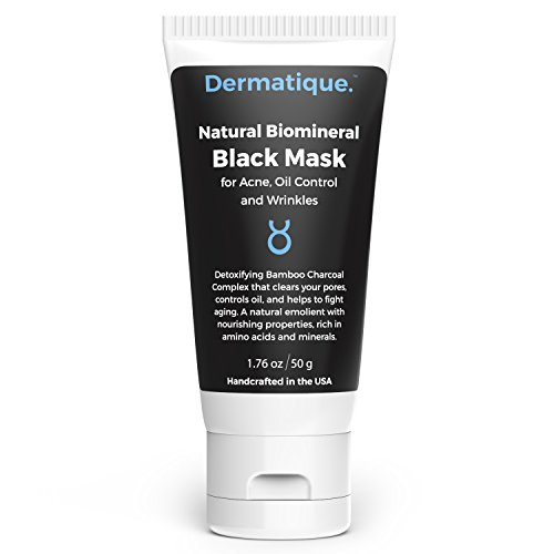 Dermatique Purifying Black Mask - Peel-Off Mask - Activated