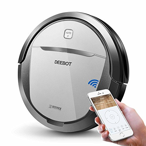 ECOVACS DEEBOT M80 Pro Robotic Vacuum Cleaner with Mop