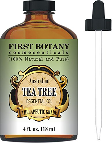 Tea Tree Oil (Australian) 4 Fl.oz. with Glass Dropper