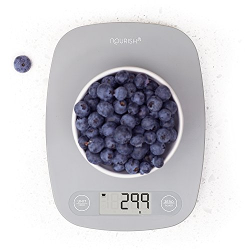 Digital Kitchen Scale / Food Scale - Ultra Slim