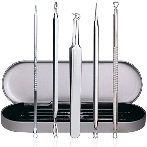 JPNK Blackhead Remover Tools Kits (ZPack)