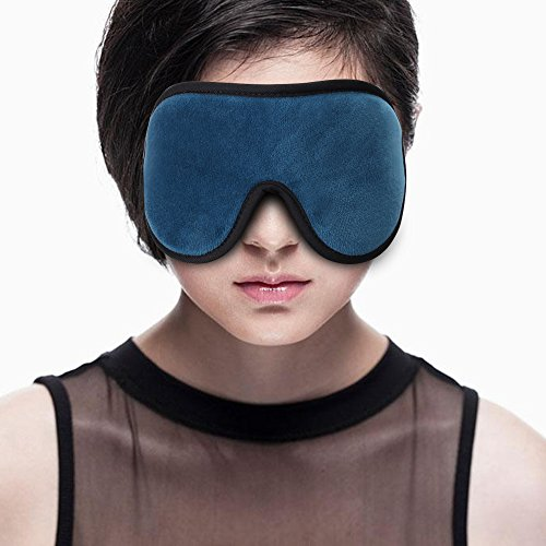 3D Sleep Mask - Lightweight  Comfortable Eye Mask