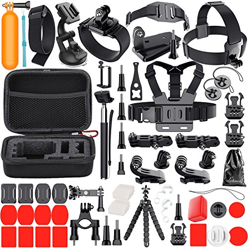 Leknes Common Outdoor Sports Bundle for SJ4000/SJ5000/SJ6000 and GoPro