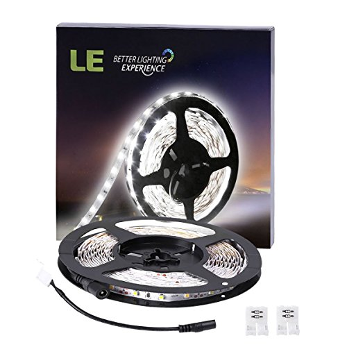 LE 16.4ft LED Flexible Light Strip, 300 Units SMD
