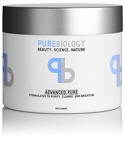 Pure Biology Clay Face Mask, 9 oz - Deep